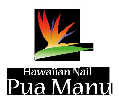 Hawaiian Nail Pua Manu
